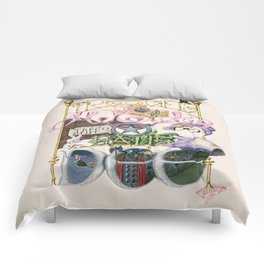 The SILVER SCREEN SPELLS - take 1 of 3 Comforters