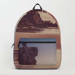 Ocean Adventure at Sunset Backpack