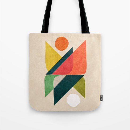Reflection (of time and space) Tote Bag