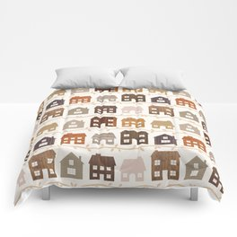 Modern Country Farmhouses Comforters
