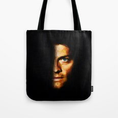 Castiel / Supernatural - Painting Style Tote Bag