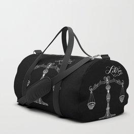 Libra (Dark) Duffle Bag
