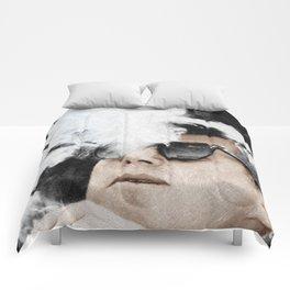 Cool President John F. Kennedy Comforters