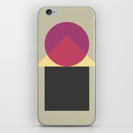 Cirkel is my friend V2 iPhone & iPod Skin