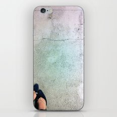 Velvet and Chains iPhone & iPod Skin