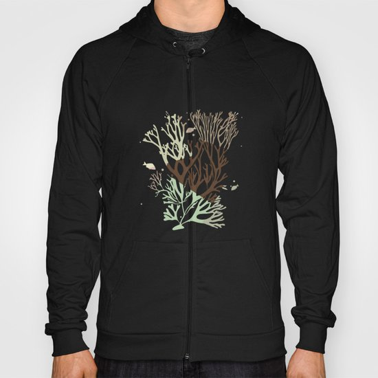 Under the Sea - Abstract Hoody