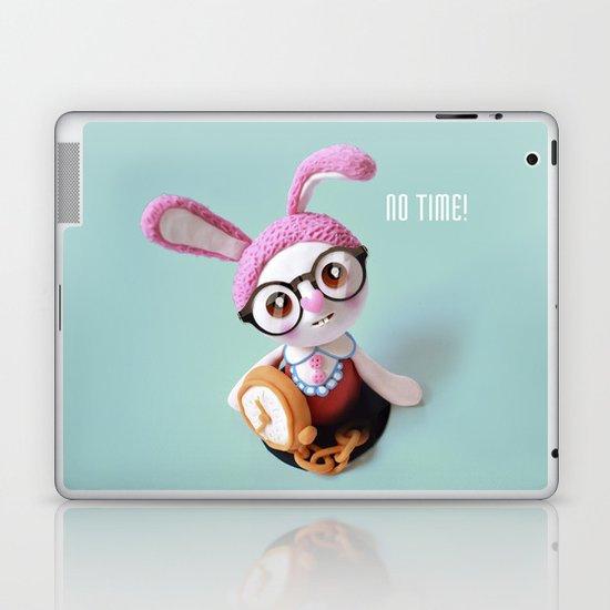 No time! Laptop & iPad Skin