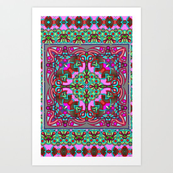 cute color case Art Print