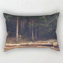 Sad timber industry Rectangular Pillow
