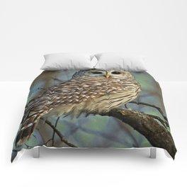 Woodland Goddess Comforters