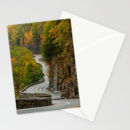 Hawk's Nest New York State Stationery Cards