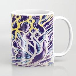 Golden Branches Coffee Mug