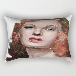 Yvonne's Nebula Rectangular Pillow