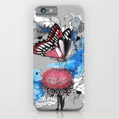 Butterfly I by carographic, Carolyn Mielke iPhone 6s Slim Case