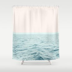 Sea Breeze #society6 #decor #style #tech Shower Curtain
