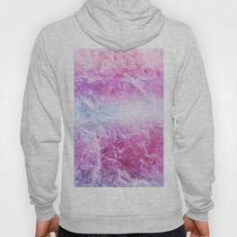 Enigmatic Pink Purple Blue Marble #1 #decor #art #society6 Hoody