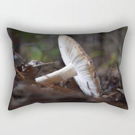 Toppled Shroom Rectangular Pillow