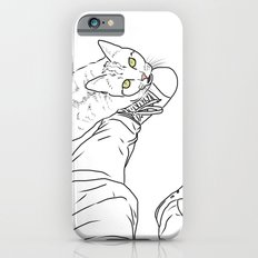 Everything I know I learned from my cat iPhone 6s Slim Case