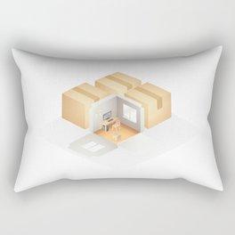 Home box /Marek/ Rectangular Pillow