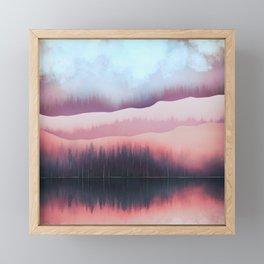 Valentine Forest Framed Mini Art Print
