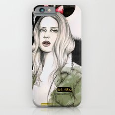 Army Girl Slim Case iPhone 6s