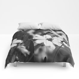 Gaggle of flowers too Comforters