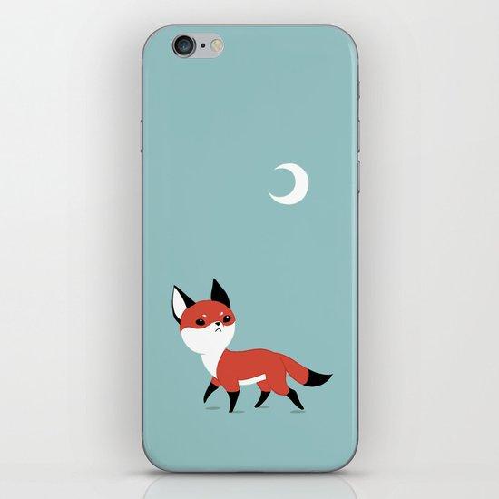 Moon Fox iPhone & iPod Skin