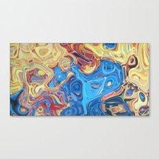 SUMMER SORROW Canvas Print