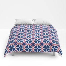 Blue Clover Comforters