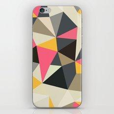 Lemonade Stand Tris iPhone & iPod Skin