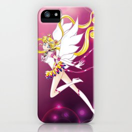 Eternal Sailor Moon iPhone Case