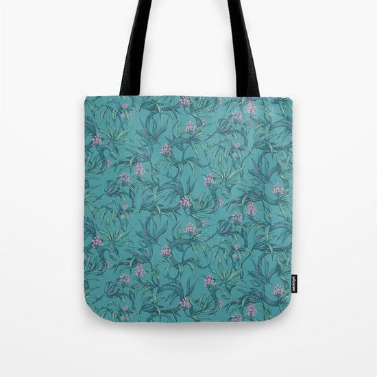 Mamba! in pastel tones Tote Bag