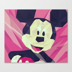 Mickey. Canvas Print