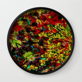 Flambolic Wall Clock