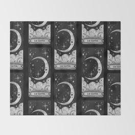 La Luna Throw Blanket