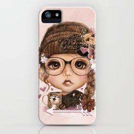 JAVA JOANNA  iPhone Case