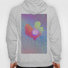 Holographic Flower Photography Hoody