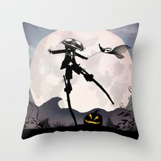Jack Skellington Kid Throw Pillow