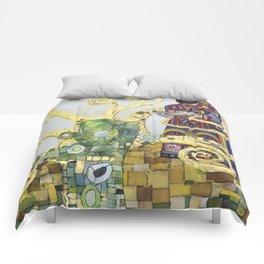 Embracing Love 2 Comforters