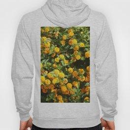 Blooming Lantana Plant Hoody