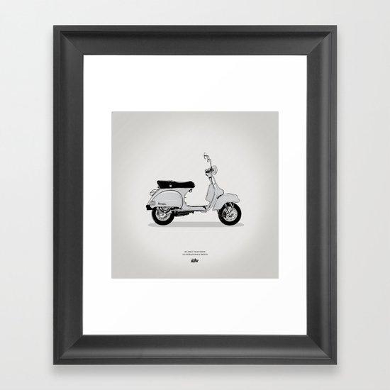 Icons 006 Framed Art Print