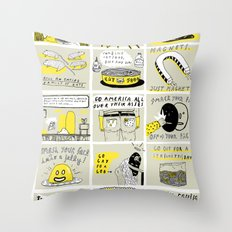 WHAT WOULD CHARLIE KELLY DO? Throw Pillow