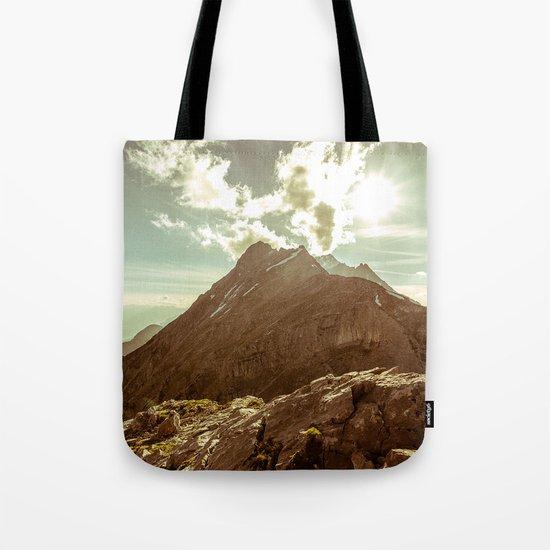 Step Outside Tote Bag