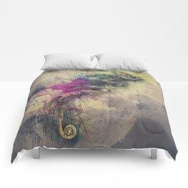 When i Dream of Chameleon Comforters