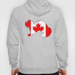Ferret Canada Hoody