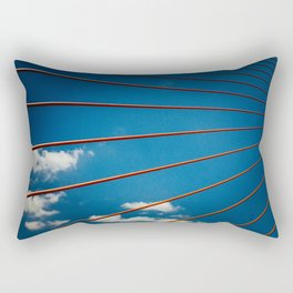 Bridge in Da Nang Rectangular Pillow