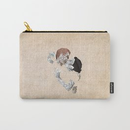 Retro Love Carry-All Pouch
