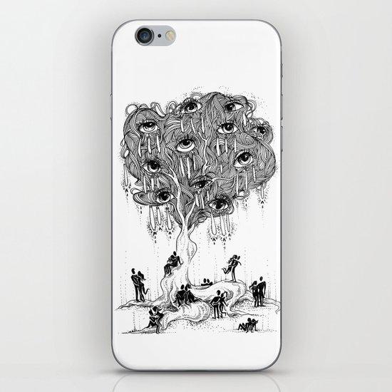 EscapeEyes iPhone & iPod Skin