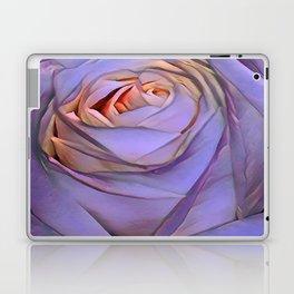 Violet rose Laptop & iPad Skin