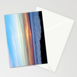 Sunset in the Clouds Stationery Cards